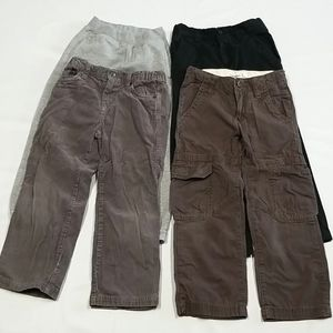 Lot Of Kids Pants 4 Pairs 5 year Old